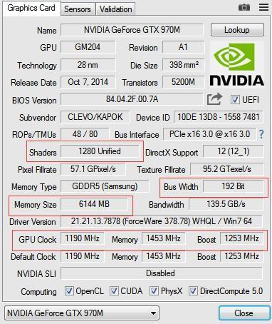 笔记本硬件详解:买本该选哪个显卡好?