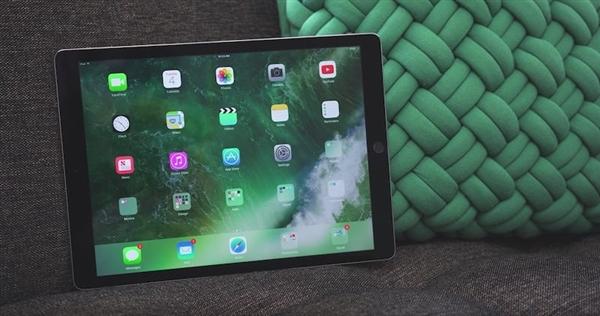 放弃mini!10.5寸新iPad Pro狂备货:6月发布