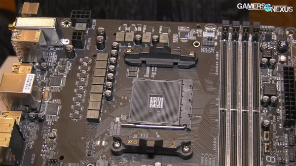 适配12nm新Ryzen!技嘉偷跑AMD X470主板:超频可期