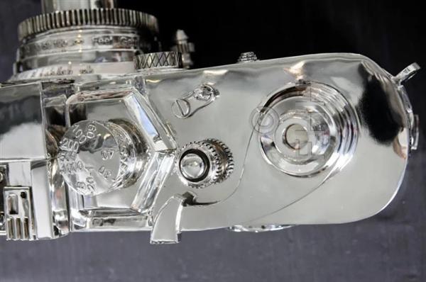 """不锈钢""""徕卡相机""""现身eBbay 要价竟高达65万元"""