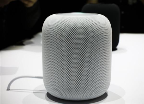 苹果HomePod智能音箱无法兼容Android手机