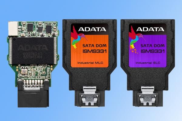 仅U盘大小!威刚新款SATA存储器发布:读取可达300MB/s