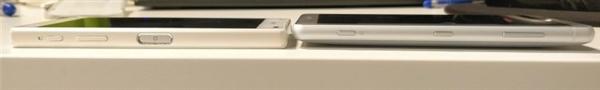 索尼Xperia XZ2 Compact原型机曝光 底部弯曲新设计