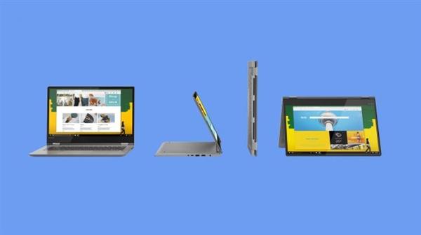 联想发布新款Flex 14笔记本:8代i7、270度翻转
