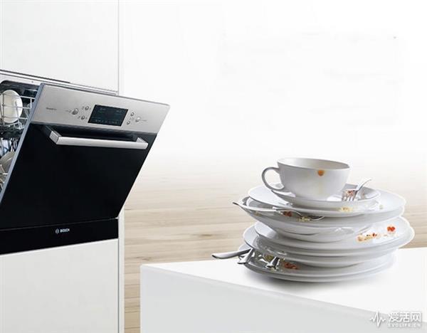 关于洗碗机那点的事:这些你肯定不知道
