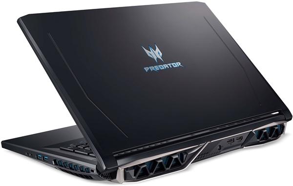 宏碁Predator Helios 500游戏本发布:17寸144Hz、6核i9