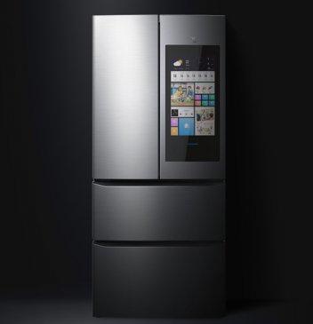 带大屏幕的互联网冰箱 云米21Face系列7月11日正式推出