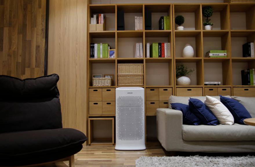 完善用户体验,三星空净解决多种室内空气问题