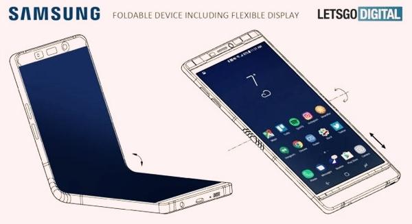 为可折叠手机铺垫?三星提交自愈型疏油层专利
