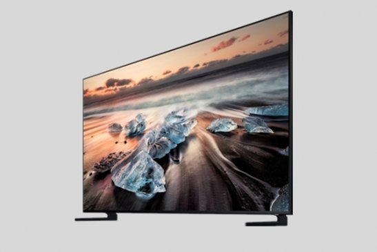 三星首款8K QLED量子点电视开始预售:14999.99美元