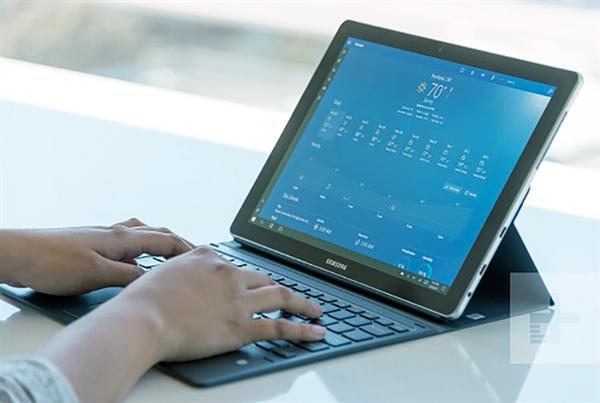 三星发布骁龙850笔记本Galaxy Book2:续航20小时