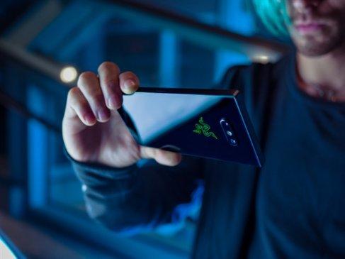 骁龙845/120Hz屏 Razer Phone 2即将在台湾发布
