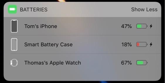 苹果新年首款新品来了:iPhone XS电池保护壳确定