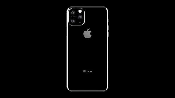 感受下 爆料人士晒出iPhone XI 2019渲染图