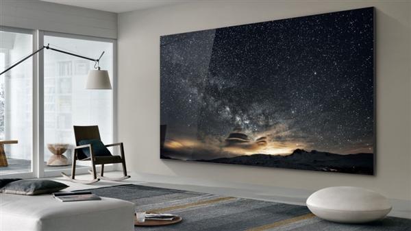 三星发布第二代MicroLED 4K电视:提供75寸和巨无霸219寸