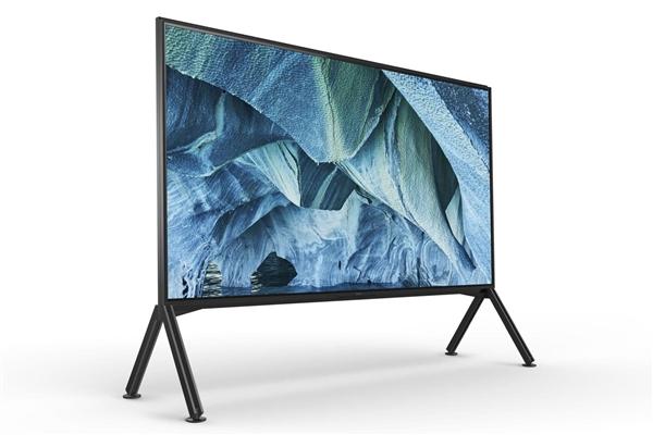 索尼发布新款画谛旗舰电视:98寸8K Z9G、新OLED A9G