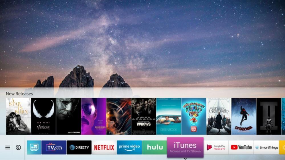 改变用户与电视的互动方式 三星2019款Smart TV三大升级