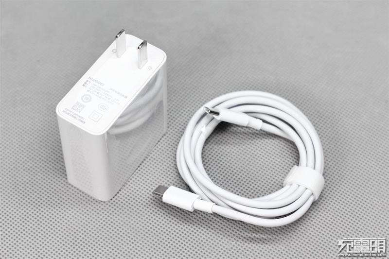 留下一个彩蛋 华为65W USB PD充电器拆解