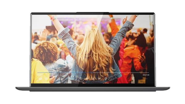 联想Yoga S940发布:全球首款3D玻璃笔记本!