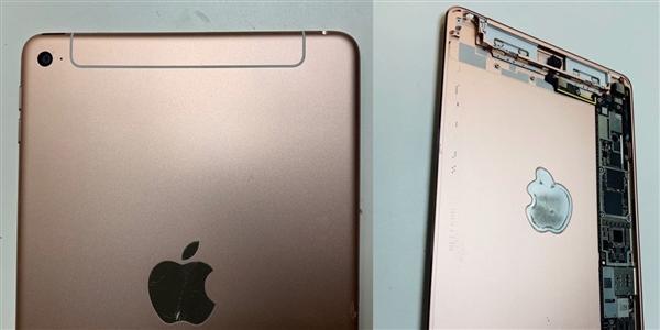 疑似新一代iPad mini曝光:设计变了