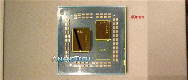 AMD锐龙三代:性能追评i9-9900K 功耗低40%