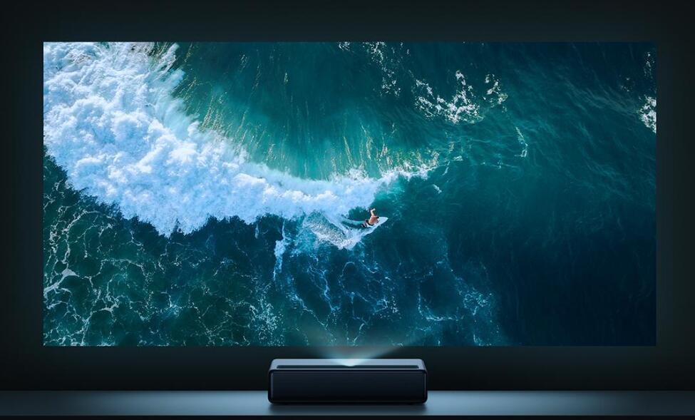 米家激光投影电视4K版领衔 小米商城优选频道2款新品首发