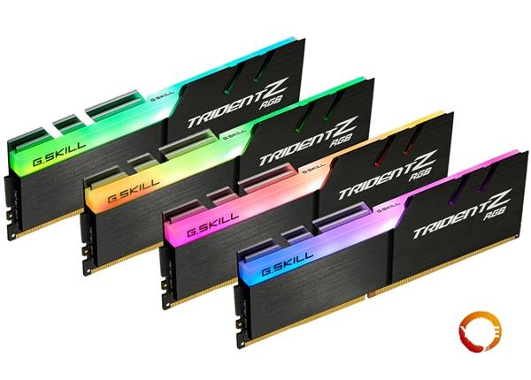 芝奇为AMD X399平台发布极品内存:DDR4-3466 32GB