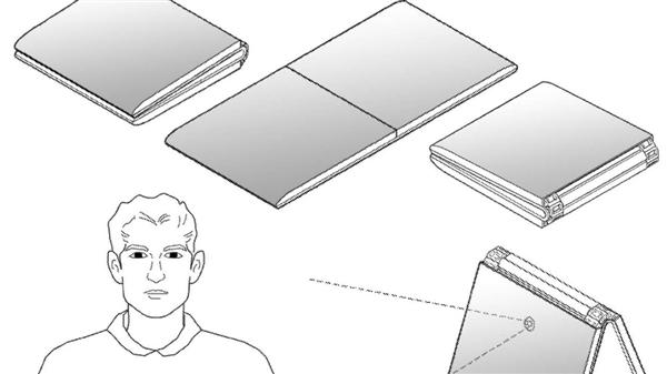 LG G8新旗舰机曝光:无缝拼接式双屏设计