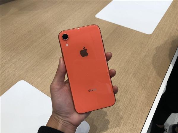 下一代iPhone XR要提高网络连接功能?