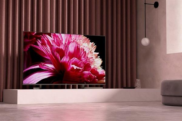 索尼高端液晶旗舰电视X9500G国内上市:55寸9999元起