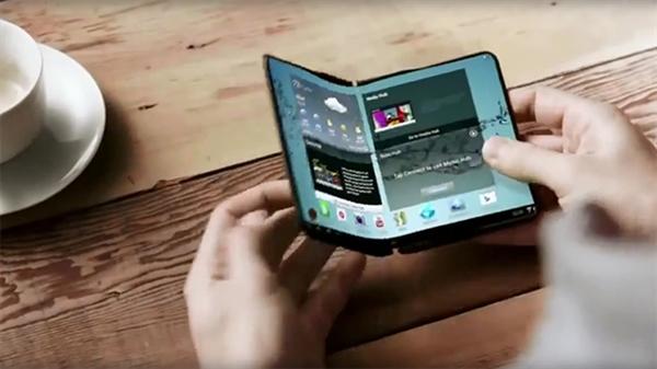 全新手机形态来了 三星/华为/小米/LG今年将推折叠屏