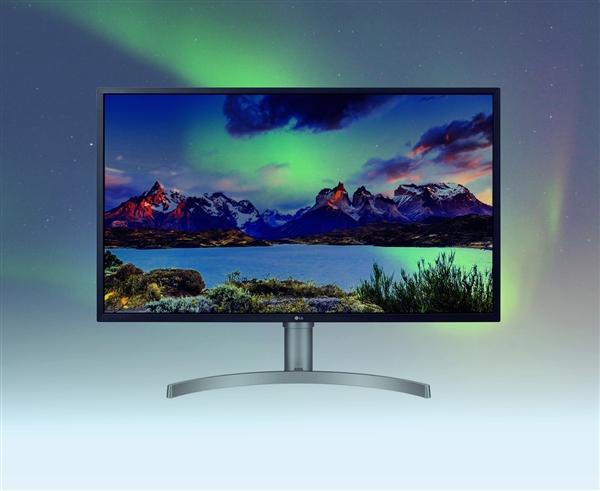 支持SDR转HDR LG发布全新4K显示器