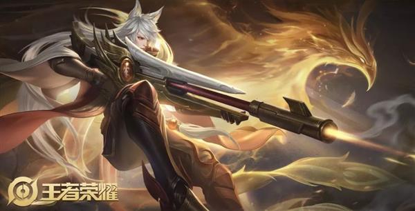 《王者荣耀》猪年限定皮肤来了:青龙白虎朱雀玄武麒麟