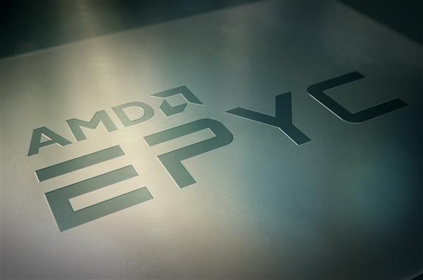 AMD EPYC上季销量增加1倍:7nm霄龙性能翻番