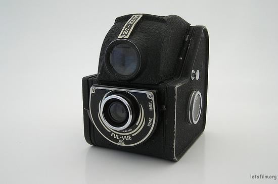 这些奇形怪状的相机 你都见过吗?