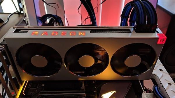 AMD Radeon VII跑分中!全球首款7nm游戏卡有惊喜