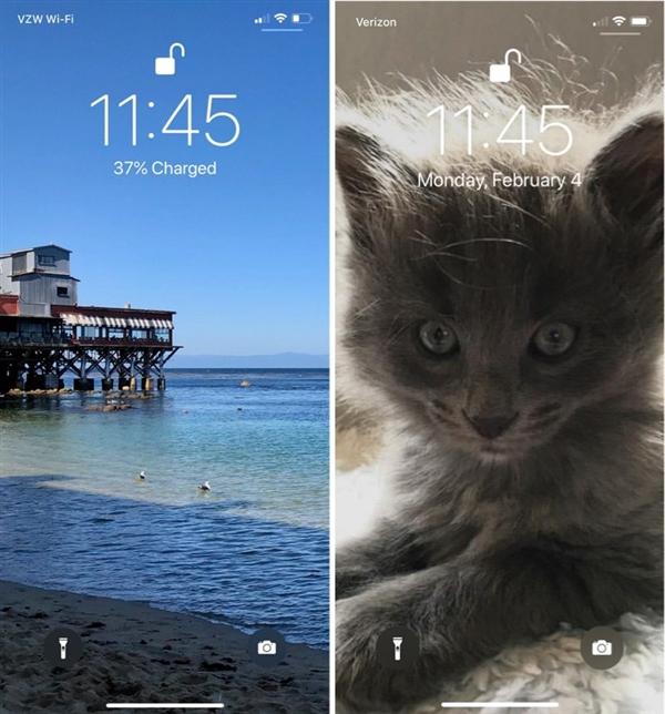 iOS 12.2锁屏显示电量百分比竟是乌龙:苹果表示会修复