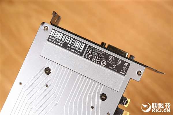 最帅煤气灶!NVIDIA RTX 2060拆解图赏
