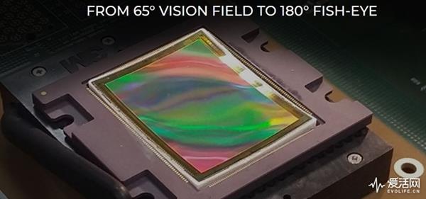 研发6年 法国将推曲面传感器:相机/手机更小巧