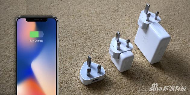 今年新iPhone还会配备同样的充电器