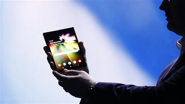 抢先华为 三星可折叠手机宣布:2月20日发