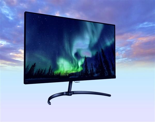可以考虑入手了 飞利浦推出两款全新2K/4K显示器