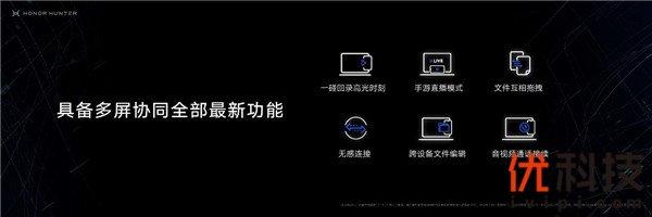升降式风谷散热超强性能释放 荣耀首款游戏本27日零点首销!