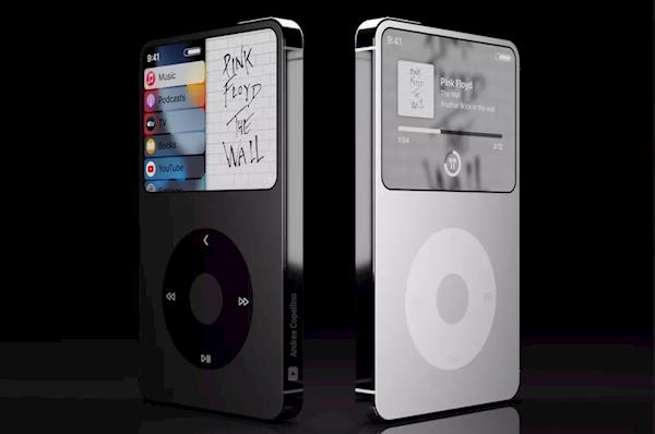 纪念20周年 iPod Classic渲染图曝光:或下月发布